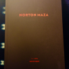 Norton Maza's new book / Nuevo libro de Norton Maza