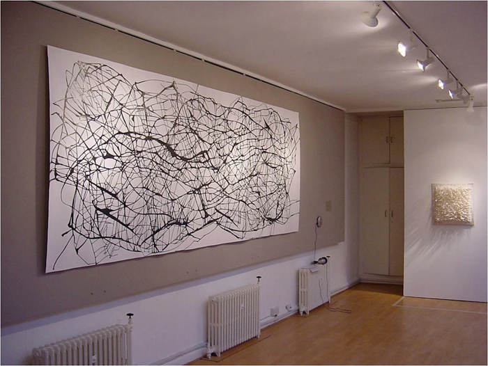 Chance Encounters, Gallery 32, London 2003