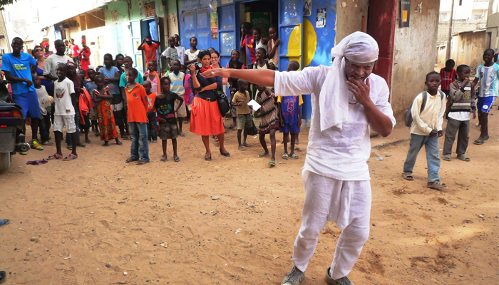 Meetings in the South phase 3: Brazil and Senegal, May 2014