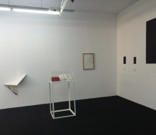 Exhibition 'Crosswords / Palavras Cruzadas'
